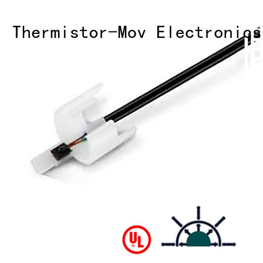 Thermistor-Mov effective temperature control sensor with good performance for converter