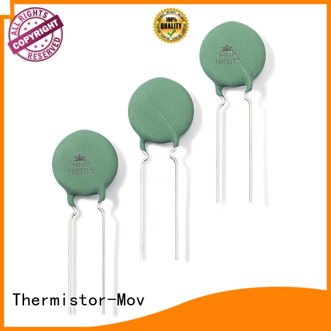 Thermistor-Mov compensation temperature sensor thermistor with good performance for telecom server