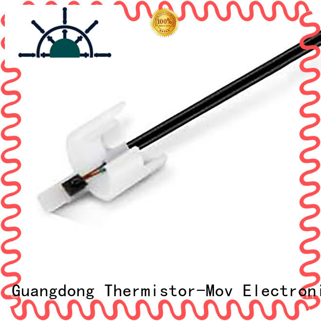 Thermistor-Mov effective high temperature sensors with good performance for compressor