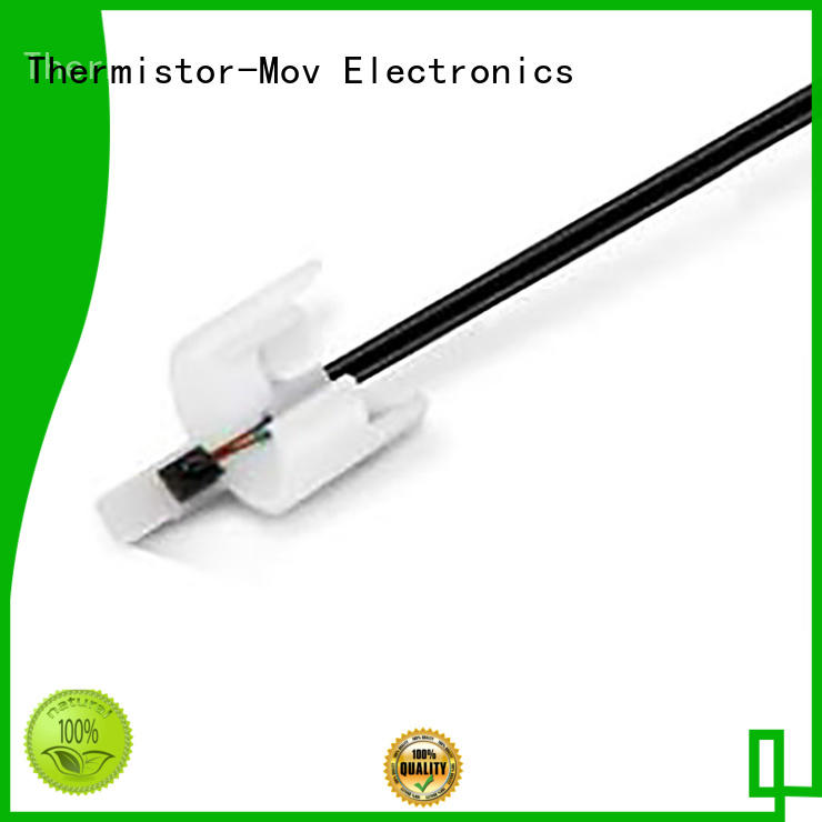 Thermistor-Mov sensor temperature probe sensor with good performance for switching mode power supply