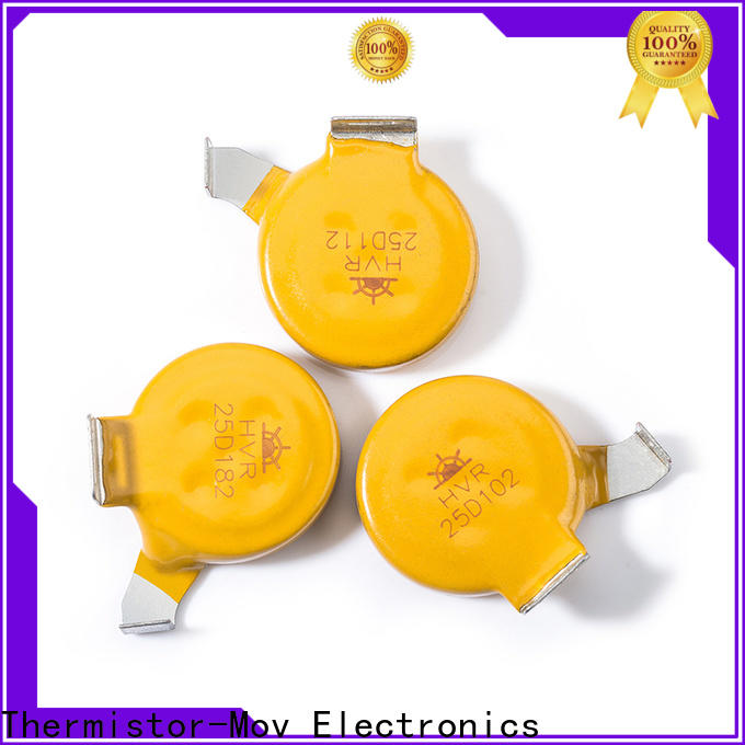 Thermistor-Mov awesome metal oxide varistor anticipation sensor