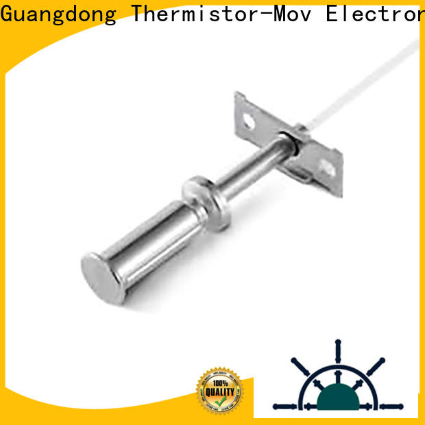 Thermistor-Mov minute high accuracy temperature sensor with Safety monitoring system for digital meter