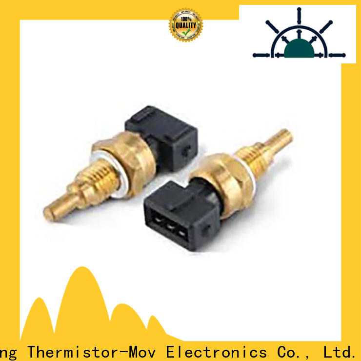 Thermistor-Mov hng accurate temperature sensor with Safety monitoring system for switching mode power supply