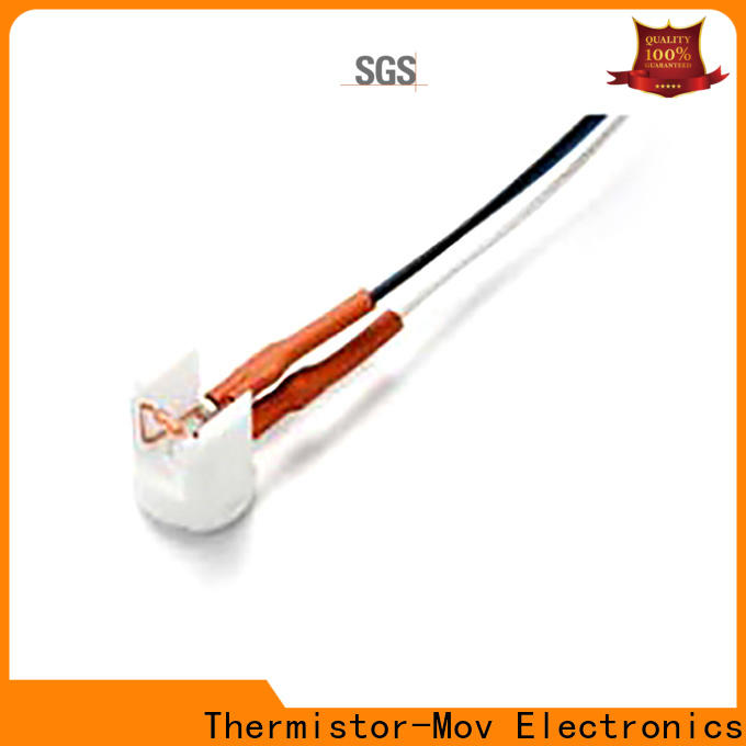 Thermistor-Mov high temperature sensor with Safety monitoring system for adls modem
