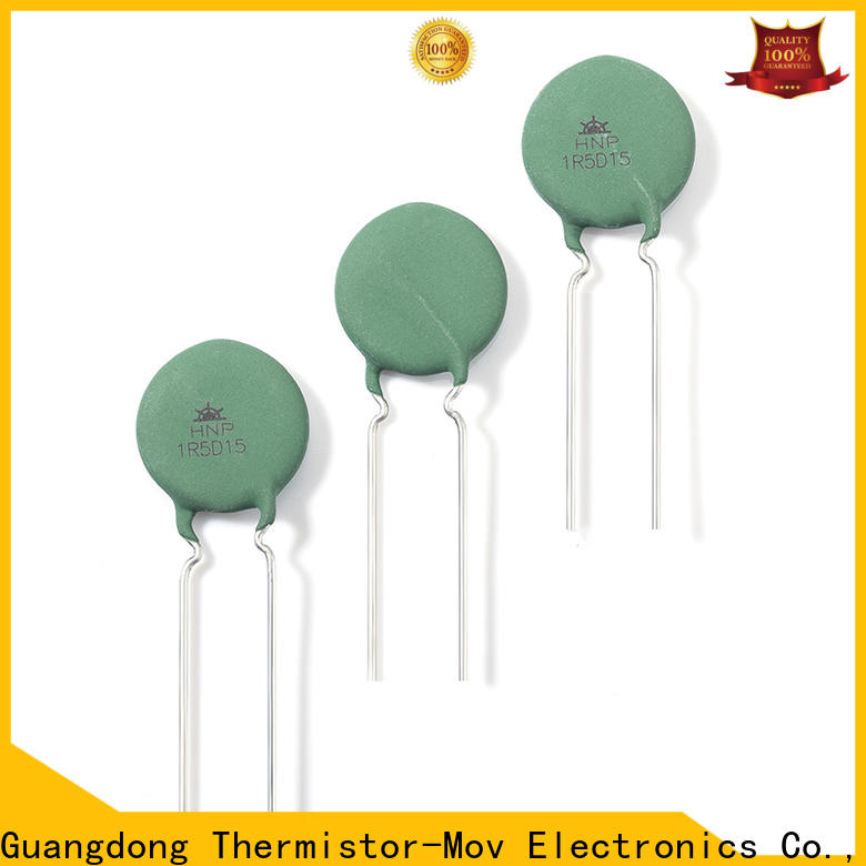 inexpensive negative temperature coefficient thermistor disc with good performance for adapter