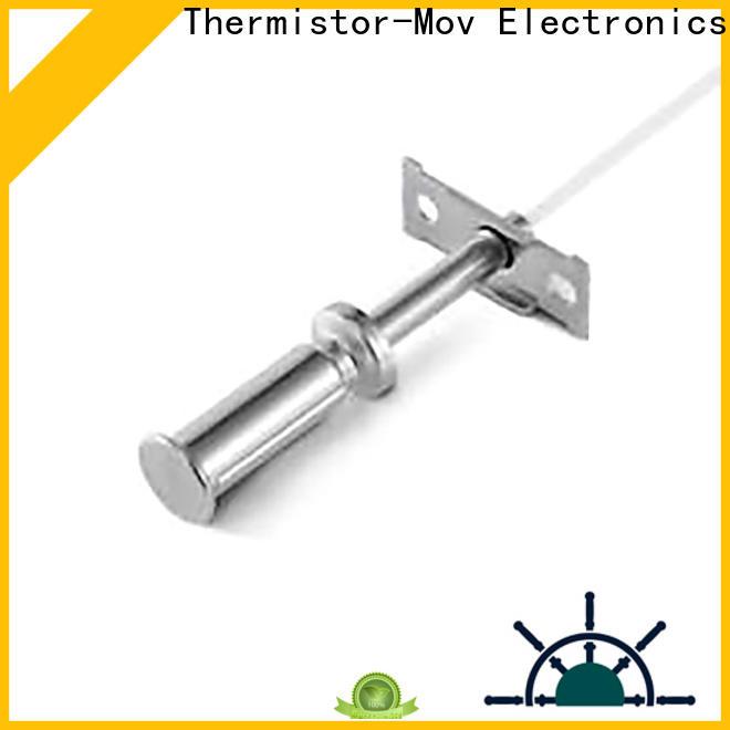 Thermistor-Mov waveform thermistor sensor with Wide resistance range for telecom server