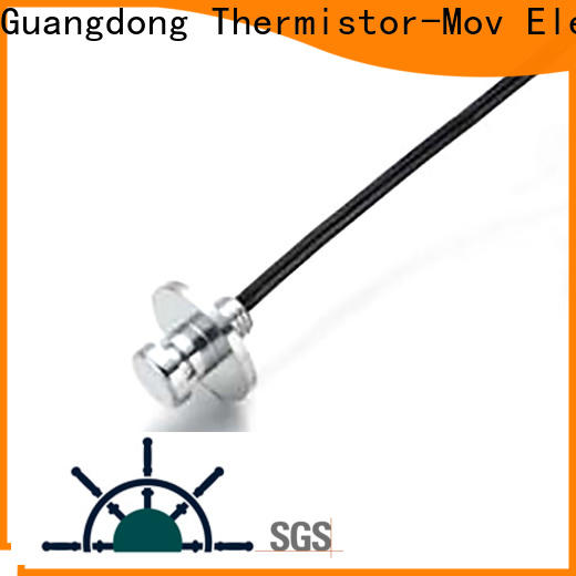 Thermistor-Mov low-cost small temperature sensor with Safety monitoring system for switching mode power supply