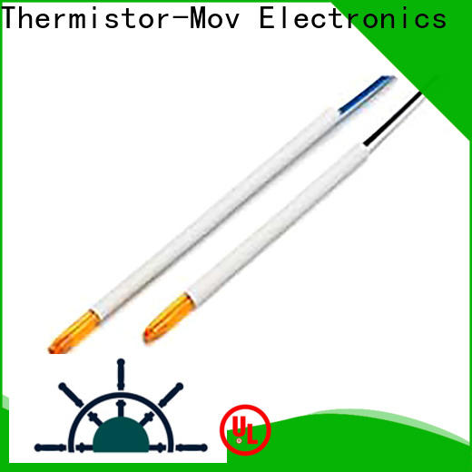 Thermistor-Mov temperature control sensor with Safety monitoring system for adapter