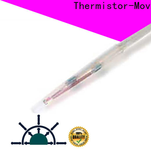 Thermistor-Mov current high temperature sensor with Wide resistance range for wireless lan