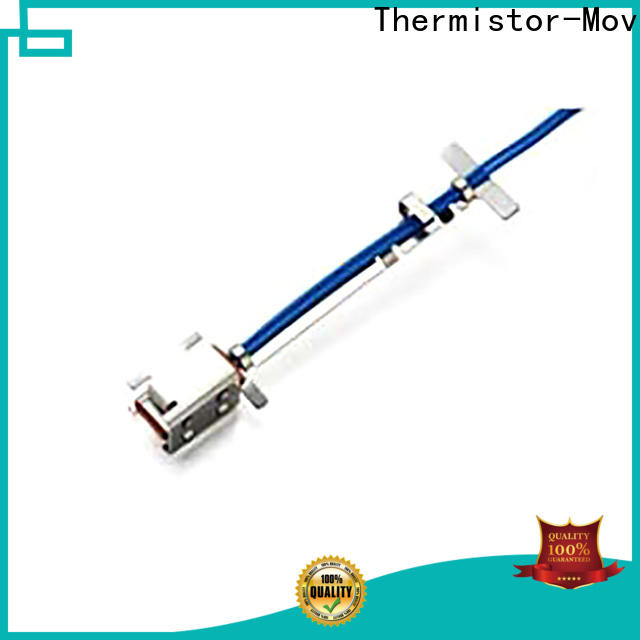 Thermistor-Mov series temperature sensors with good performance for switching mode power supply