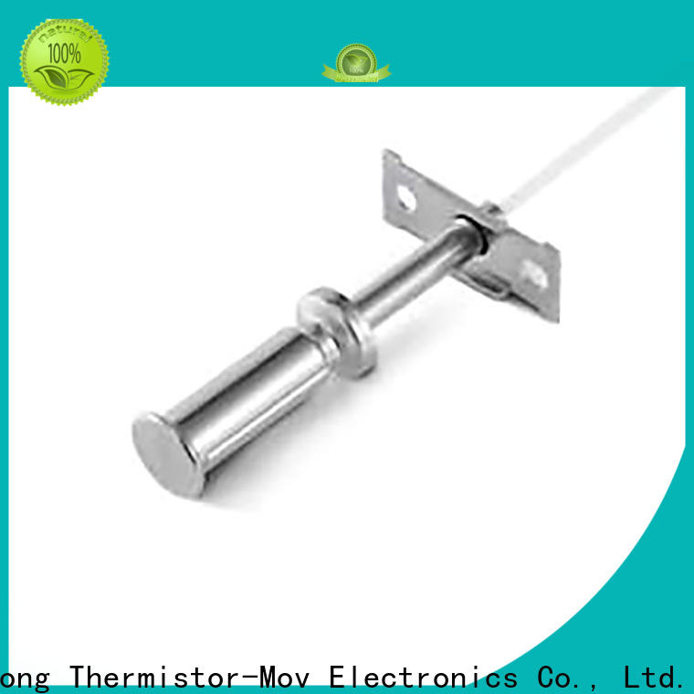 Thermistor-Mov environmental thermo sensor with Safety monitoring system for compressor