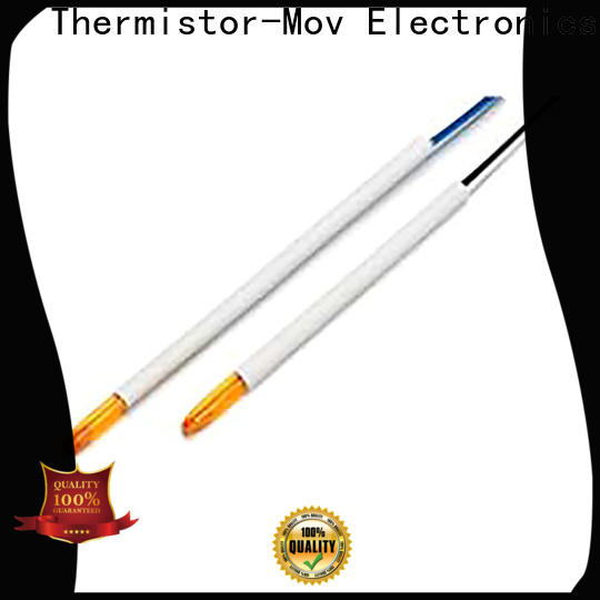 Thermistor-Mov marked temp sensors with Wide resistance range for digital meter