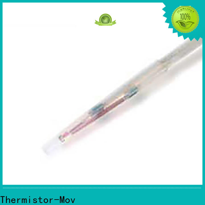 Thermistor-Mov ptc temperature probe sensor with good performance for switching mode power supply
