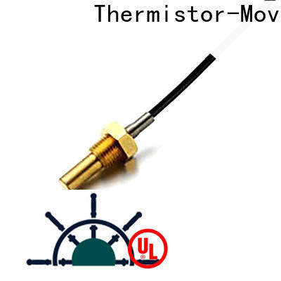 Thermistor-Mov effective electronic temperature sensor with good performance for compressor