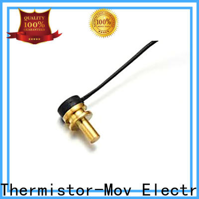 Thermistor-Mov surge temperature sensors with good performance for adls modem