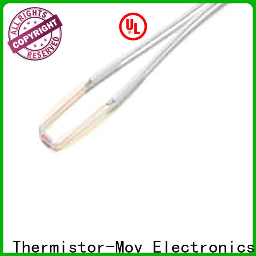 Thermistor-Mov scientific accurate temperature sensor with Safety monitoring system for isdn equipment