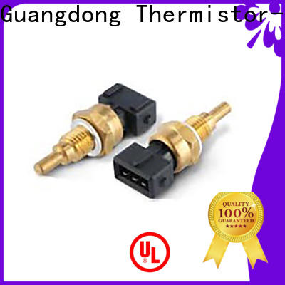Thermistor-Mov sensing humidity temperature meter Supply for converter