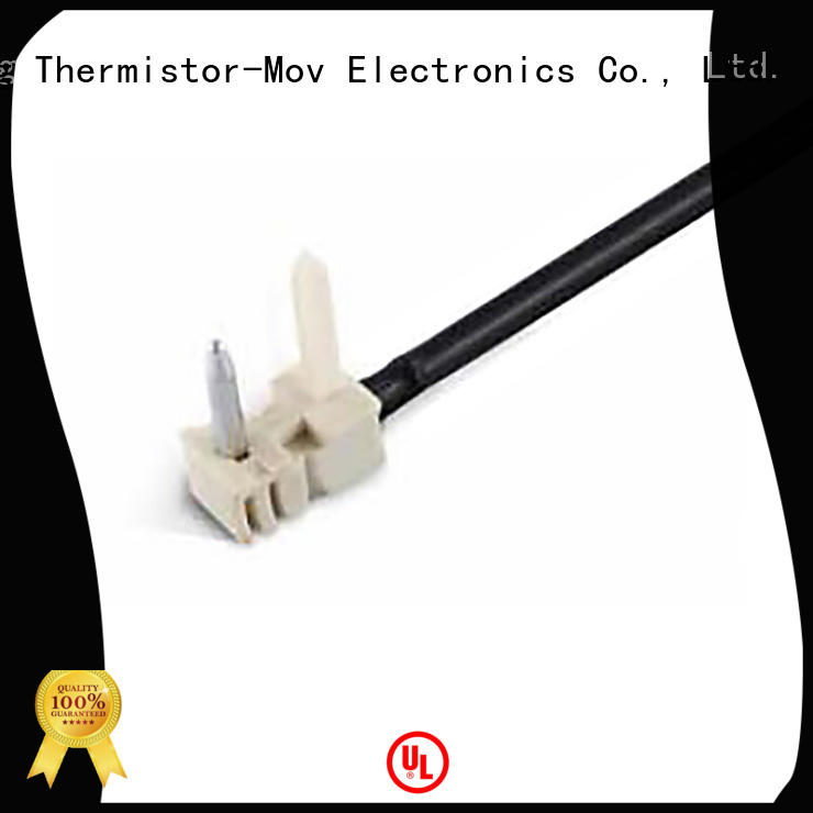Thermistor-Mov minute thermo sensor with good performance for isdn equipment