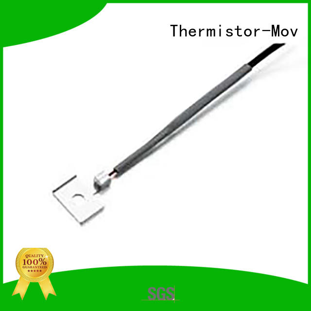 Thermistor-Mov high-energy temp sensors with good performance for cable modem