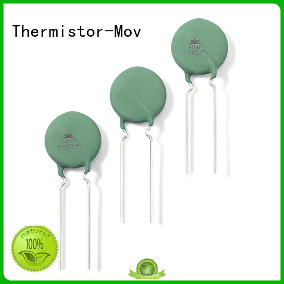 Thermistor-Mov compensation high temperature thermistor with good performance for printer, scanner