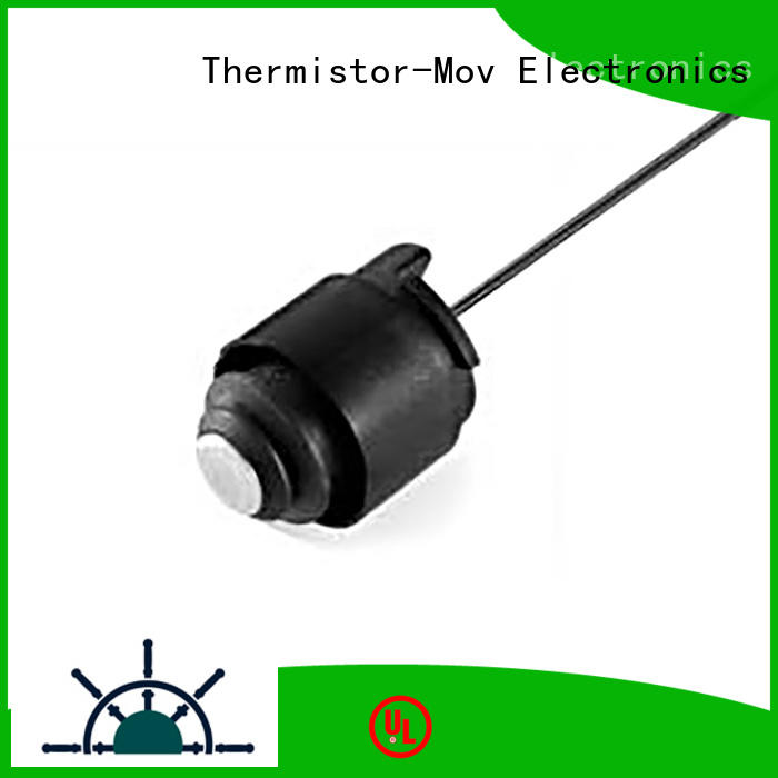 Thermistor-Mov high-energy temperature sensors with good performance for isdn equipment