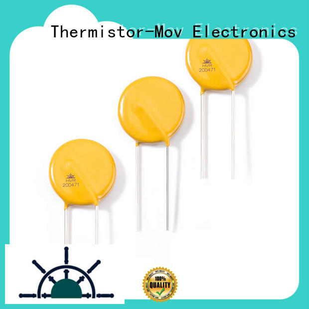 glass thermistor protection heating Thermistor-Mov