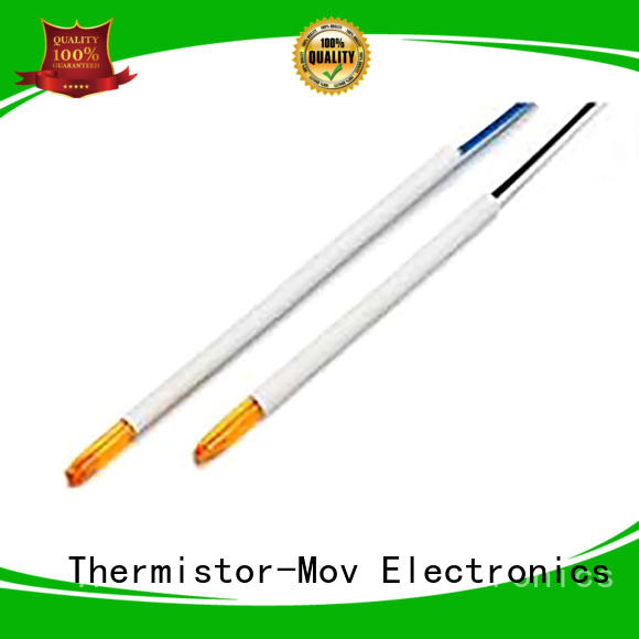 Thermistor-Mov environmental accurate temperature sensor with Wide resistance range for digital meter
