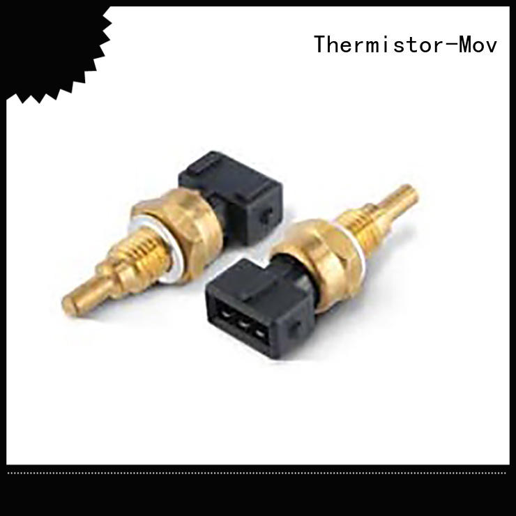 Thermistor-Mov chip best temperature sensor with good performance for compressor