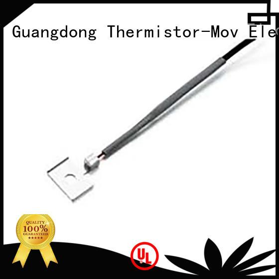 glass precision temperature sensor with good performance for telecom server Thermistor-Mov
