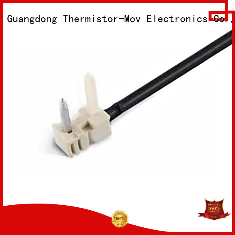 hot-sale ntc probe temperature sensor with Wide resistance range for telecom server Thermistor-Mov