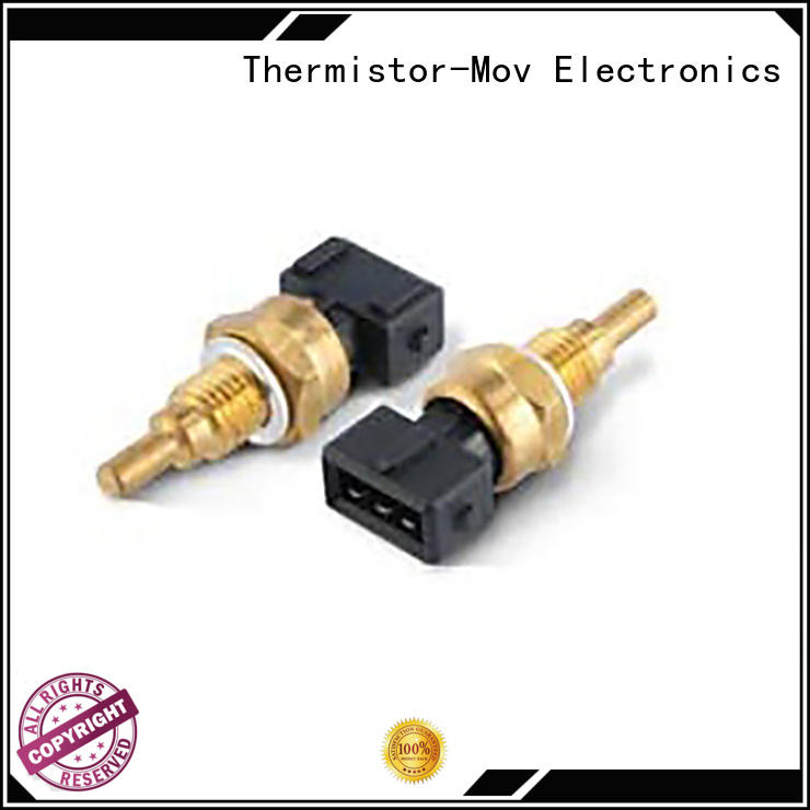 Thermistor-Mov new-arrival temperature control sensor with good performance for cable modem