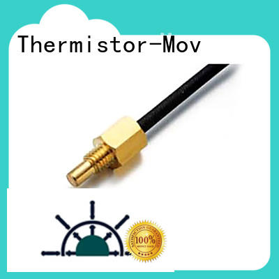 Thermistor-Mov minute sensor ntc with Wide resistance range for telecom server