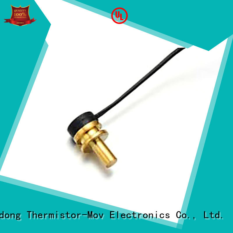 Thermistor-Mov hne temperature probe sensor with Safety monitoring system for telecom server