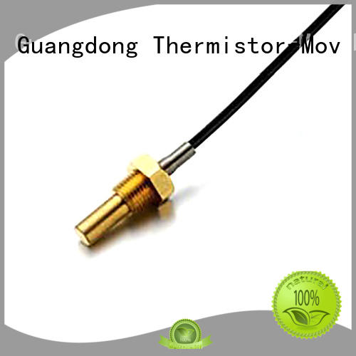 Thermistor-Mov low-cost high temperature sensors with good performance for telecom server