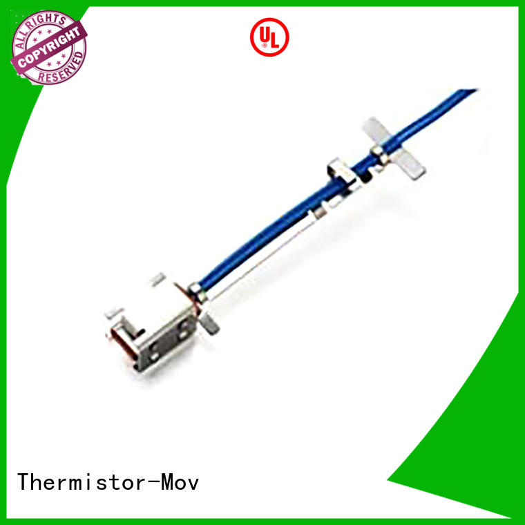 Thermistor-Mov thermo sensor with good performance for telecom server