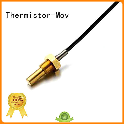 Thermistor-Mov newly high temperature sensor with good performance for isdn equipment