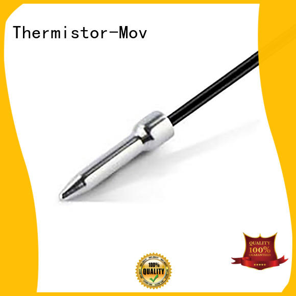 Thermistor-Mov environmental  thermometer sensor with good performance for adapter