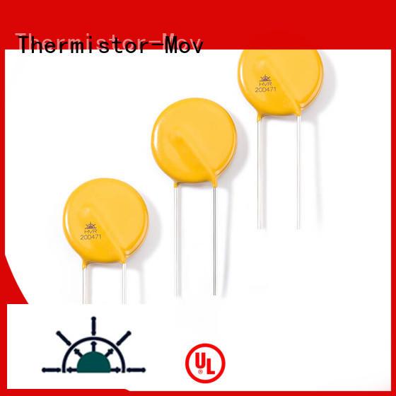 Thermistor-Mov surge mov metal oxide varistor conjunction school