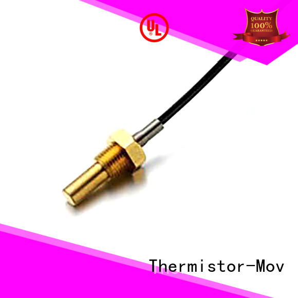 Thermistor-Mov surge high temperature sensor with Safety monitoring system for cable modem