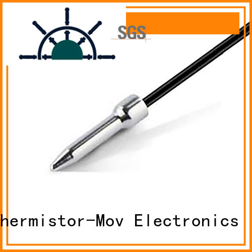 Thermistor-Mov glass  precision temperature sensor with good performance for switching mode power supply