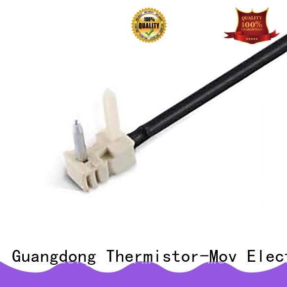 Thermistor-Mov impact thermal sensor with good performance for transformer