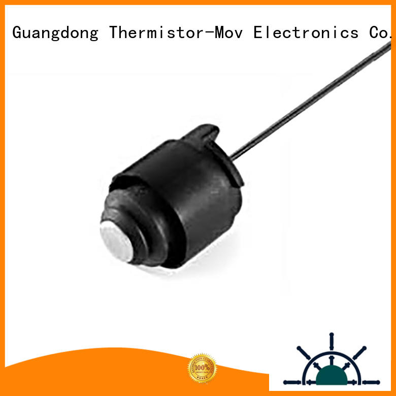 Thermistor-Mov stable temp sensor surge for switching mode power supply
