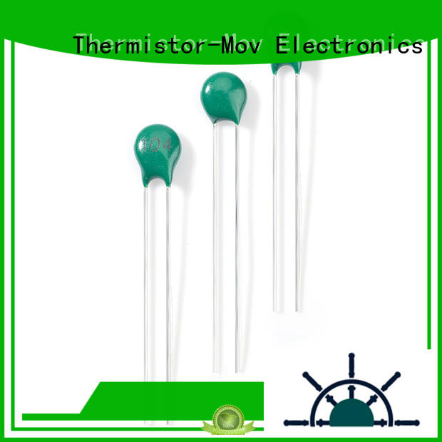 Thermistor-Mov disc high temperature thermistor with Wide resistance range for digital meter