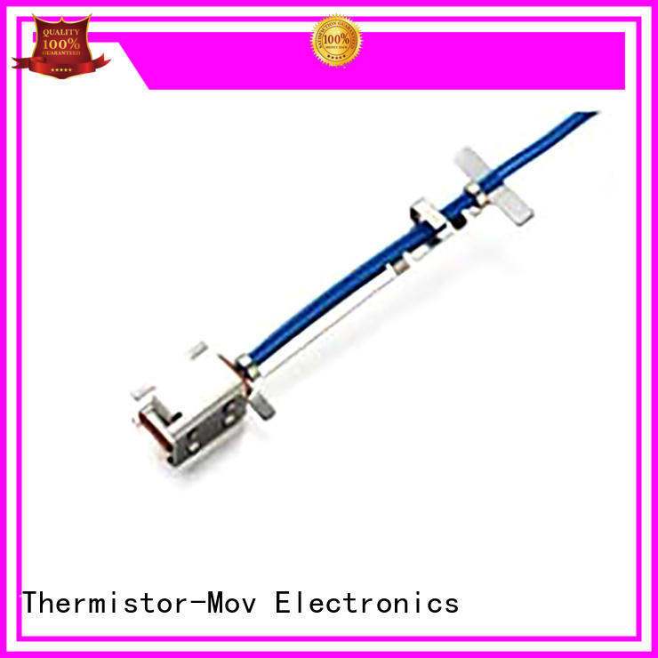 Thermistor-Mov hot-sale thermo sensor with Wide resistance range for cable modem
