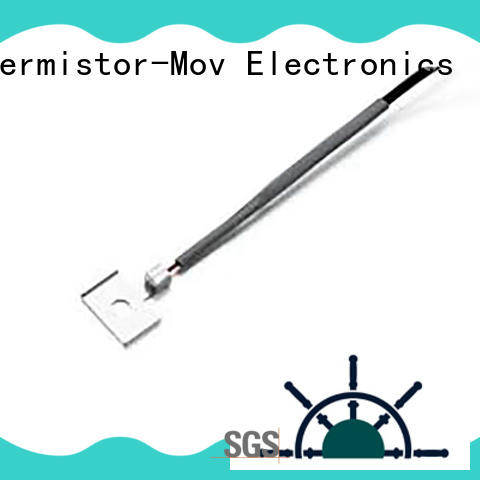 Thermistor-Mov glass temperature sensors with Wide resistance range for switching mode power supply