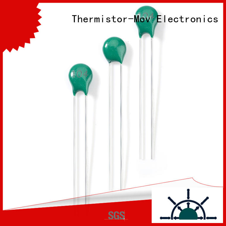 Thermistor-Mov temperature thermistor with Access control system for cable modem
