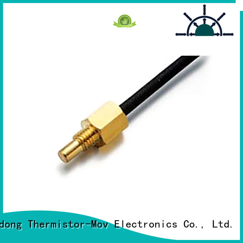 Thermistor-Mov sensor high temperature sensors with Safety monitoring system for converter