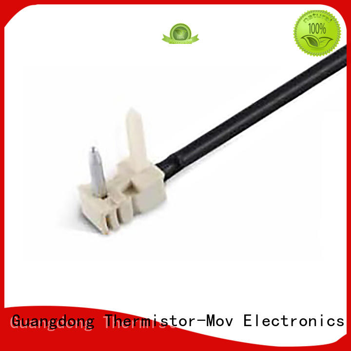 Thermistor-Mov low-cost ntc temperature probe with Safety monitoring system for switching mode power supply