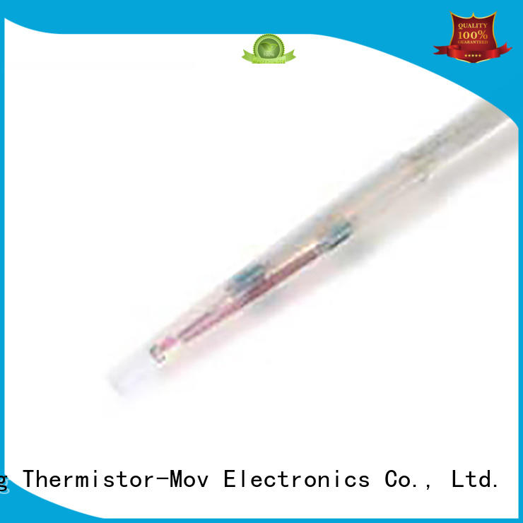 Thermistor-Mov thermistor temperature sensor with Safety monitoring system for cable modem