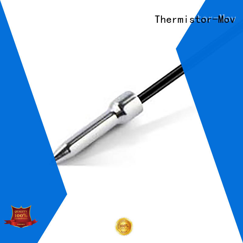Thermistor-Mov effective temperature sensors with Safety monitoring system for switching mode power supply